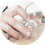 <h2><b>Cupping Therapy</b></h2>