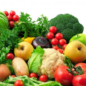 Manage Obesity by Eating Fresh Fruits and Vegetables